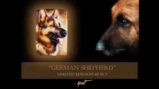 Zippo By Mazzi German Shepherd