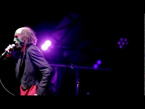 Arthur Brown - Fire Poem - Glastonbury Festival 2011