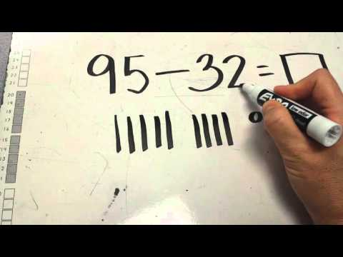 Subtraction with Quick Draw