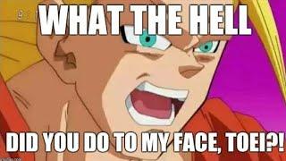 Dragon Ball funny memes