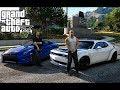 GTA V   VIN DIESEL and PAUL WALKER DRAG RACE