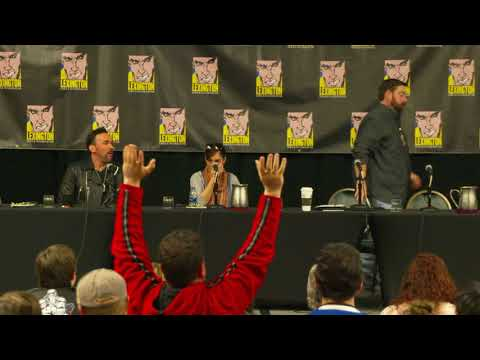 Jason David Frank and Amy Jo Johnson Q&A