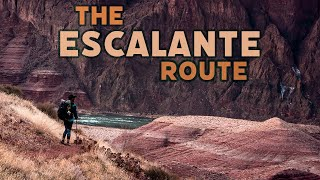 Grand Canyon's BEST Backpacking Trip   Escalante Route (2020)
