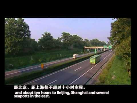 China Weinan -  City Scenery