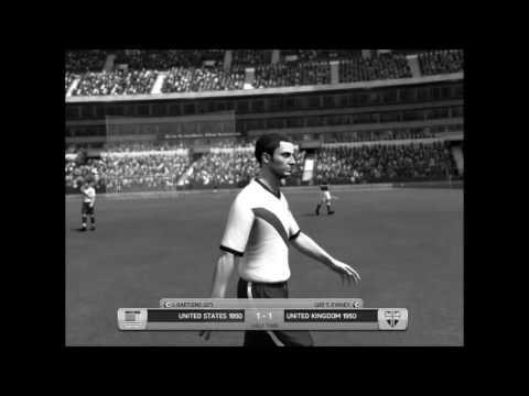 Alt World Cup 1950 Group 2 United Kingdom vs United States (FIFA 14 sim)