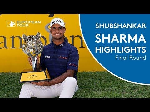 Shubhankar Sharma wins the 2018 Maybank Championship | Final Round Highlights