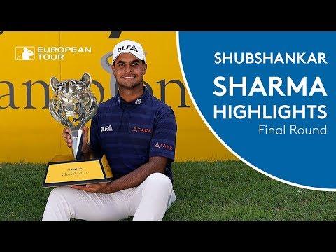 Shubhankar Sharma wins the 2018 Maybank Championship | Final Round Highlights
