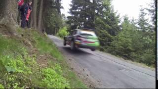 Rallye Český Krumlov 2017 - Štajf krize