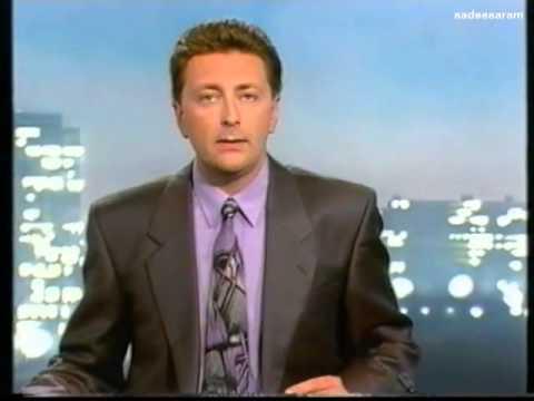 VTM NIEUWS (24/9/1991) Danny verstraeten
