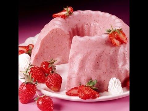 Como hacer gelatina de yogurt youtube - Como hacer mousse de yogurt ...