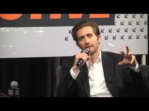 A Conversation with Jake Gyllenhaal   SXSW Film 2016