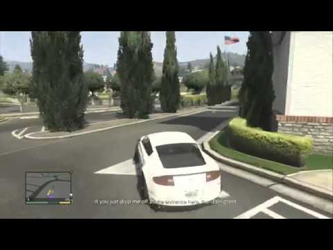 Game review   Grand Theft Auto V   SEX TAPE!   Part 47    Battle Hard Game