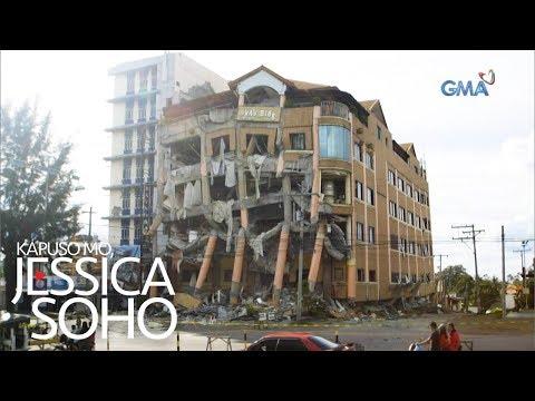 Kapuso Mo, Jessica Soho: Dalawang magkasunod na lindol, yumanig sa Mindanao!