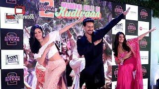 Mumbai Dilli Di Kudiyaan Song Grand Launch | Full Event #StundentOfYear2 |Tiger Shroff, Tara, Ananya