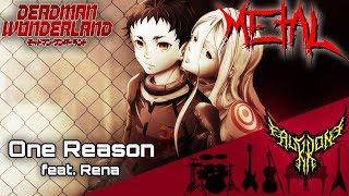 Deadman Wonderland OP - One Reason (feat. Rena) 【Intense Symphonic Metal Cover】 mp3