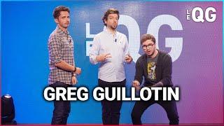 LE QG 45 - LABEEU & GUILLAUME PLEY avec GREG GUILLOTIN