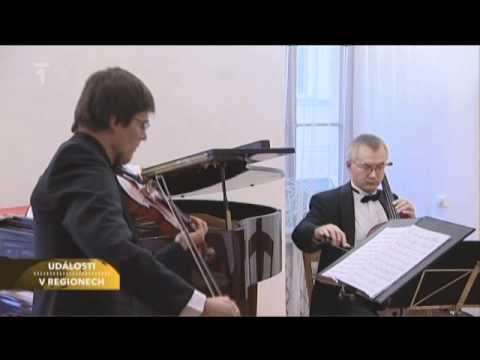 Moravské klavírní trio - Zahajovací koncert Muzikobraní 2011-12