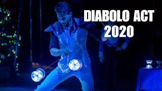 Ezra Veldman - diabolo act 2020