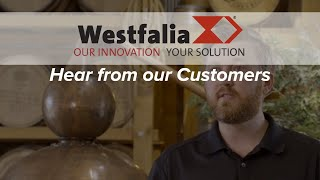 Westfalia Technologies | Customer Testimonials