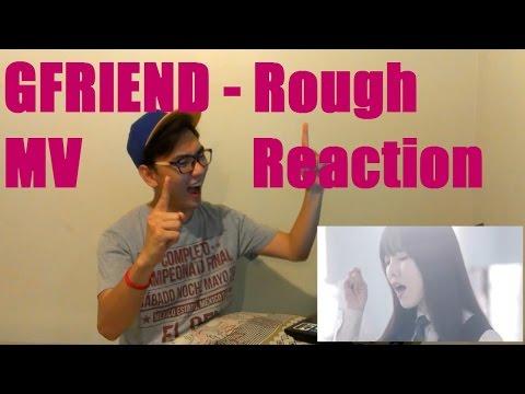 GFRIEND(여자친구) - Rough(시간을 달려서) MV Reaction - 동영상