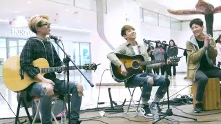 Video 160403 코엑스버스킹 데이식스(DAY6) - 놓아 놓아 놓아 (Letting Go) download MP3, 3GP, MP4, WEBM, AVI, FLV Desember 2017