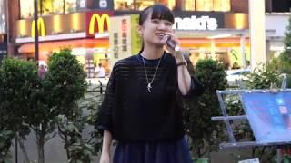 YUKI「ランデヴー」( cover by 上野真奈 ) 池袋路上ライブ 2019.6.14