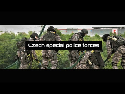 """Czech special police forces 