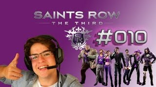 Let´s Play Saints Row: The Third #010 - Wir singen mit Zimos (German) [Full-HD/PC]