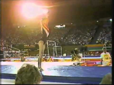 1984 Olympic Games   Gymnastics   Women's Vault