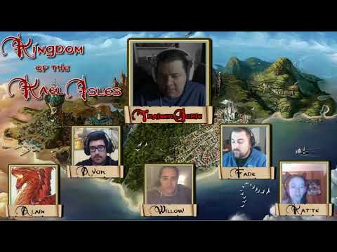 Kingdom of the Kael Isles Episode 49: The Attack on the Platinum City