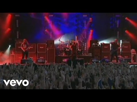 At the Gates - Slaughter Of The Soul (Live)