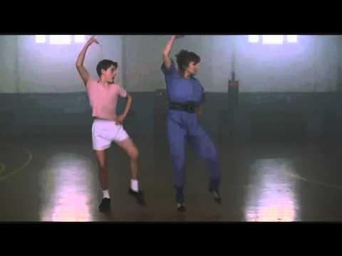 Billy Elliot - I love to boogie dancing scene