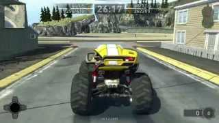 Carmageddon: Reincarnation - Dusty Trails (The Twister) [HD] (Stainless Games) (2014) (Pre Alpha)