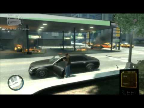 GTA 4 - Mission #84 - Pest Control