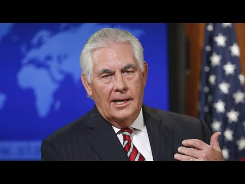 Did Secretary of State Tillerson violate child soldiers law?