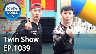 Twin show | 쌍쌍쇼 [Gag Concert / 2020.03.28]