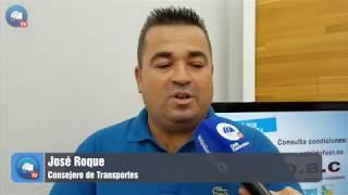 José Roque - Presentación de los