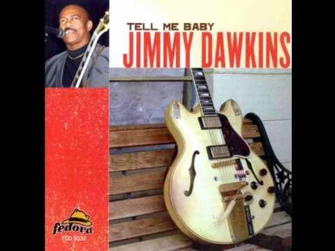 Jimmy Dawkins - Hard Life Blues