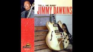 Jimmy Dawkins - Hard Life Blues
