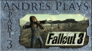 Andres Plays Fallout 3 [Part 3]: Springfield! No, Springvale!