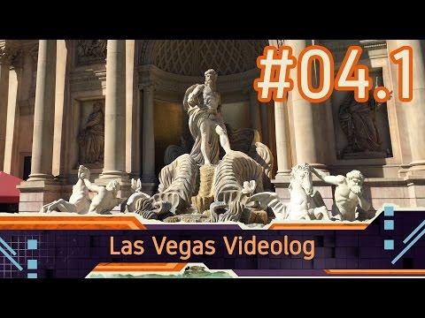 Las Vegas Tag 4.1 - Bonus Video: Forum Shops