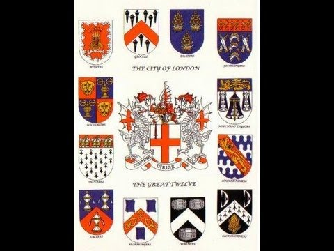 The City Livery Companies - Professor Tim Connell