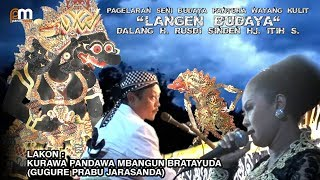 Video WAYANG KULIT LANGEN BUDAYA DALANG H. RUSDI LAKON: KURAWA PANDAWA MBANGUN BRATAYUDA download MP3, 3GP, MP4, WEBM, AVI, FLV Agustus 2018