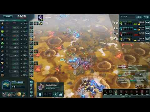 Replay Review - Asteroid Belt 3A2