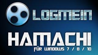 HAMACHI - Installation und Einstellungen unter Windows 10 , 8 , 7 ★ Tutorial
