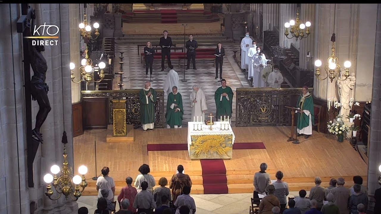 Download Messe du 20 juin 2021 à Saint-Germain-l'Auxerrois
