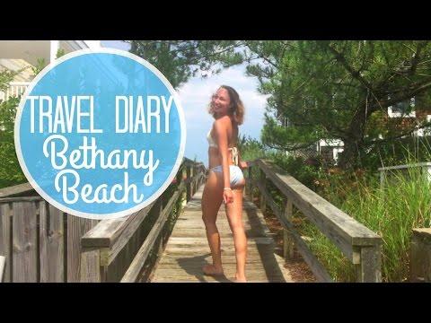 Bethany Beach, Delaware | TRAVEL DIARY