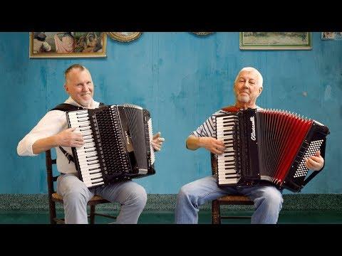 TIME OF THE GYPSIES - Balkan accordion