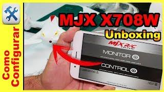 MJX X708W Cyclone - MEJOR DRONE PARA COMENZAR DEL 2018 €42.14