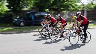 Велоспорт. Чемпіонат України Мастерс 2016. Гонка Крітеріум